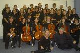 Goulburn Valley Concert Orchestra group photo, 29th April 2004