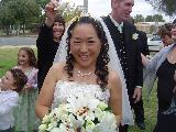CONGRATULATIONS goes to our treasured cellist, Demi Hase, on the occasion of her wedding to Andrew on March 29th, 2008 at St Mels Church, Shepparton. The whole orchestra wishes her and Andrew best wishes for a long and happy future together.