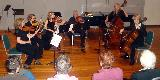 The strings playing a Sonata by Corelli