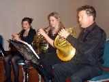 Three French Horns