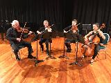The Fitette playing the Violetta Quartet by Anita Hewett-Jones - Peter Read, Wendy Oakes, Carole McGregor and Demi Wood